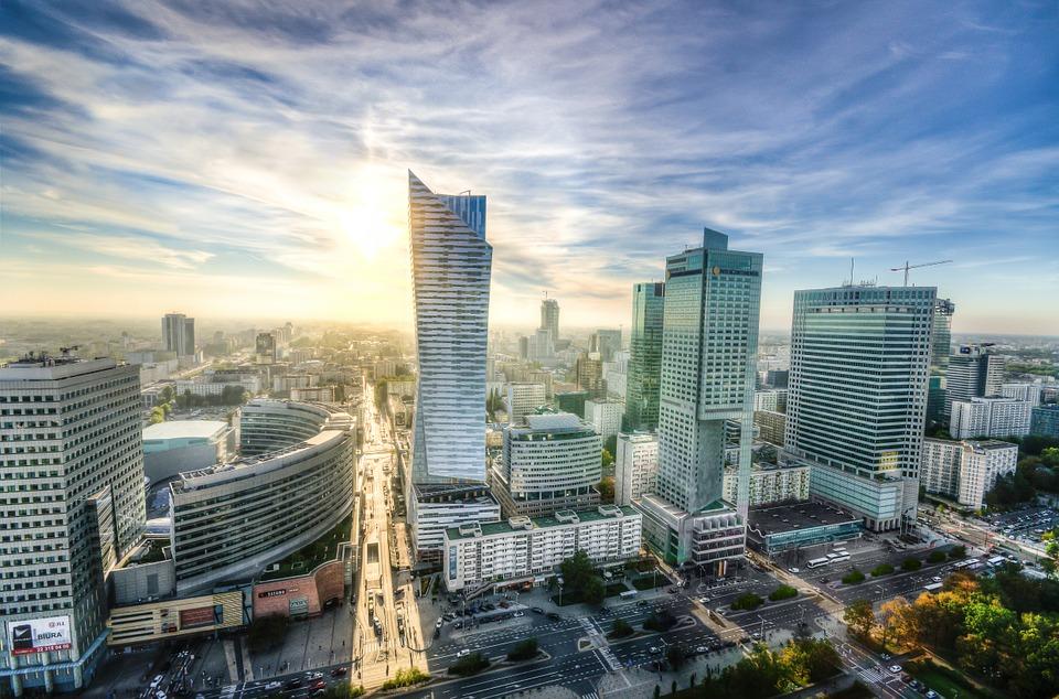 luoghi di interesse Varsavia